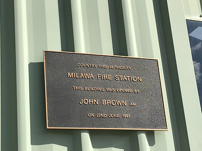 CFA Milawa Fire Station
