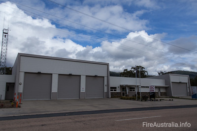 Omeo CFA Fire Station
