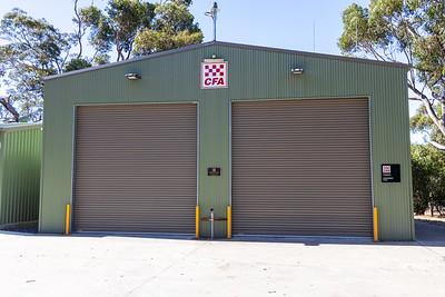 CFA Pomonal Fire Station