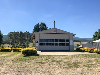 CFA Porepunkah Fire Station
