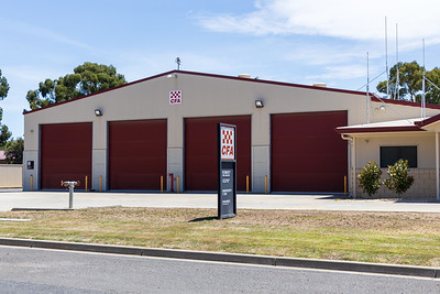 CFA Romsey Fire Station