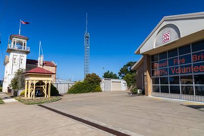 Stawell CFA Fire Station