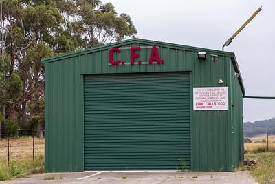 CFA Whittlesea Fire Brigade - Eden Park Satellite Fire Station