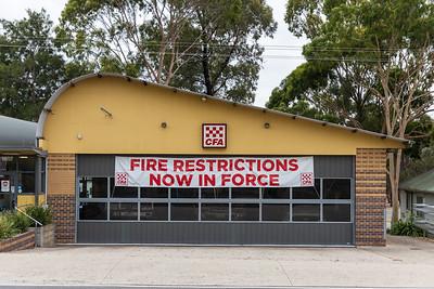 CFA Yarrambat Fire Station