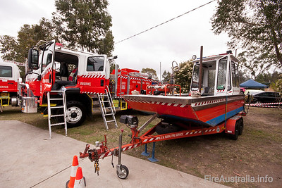 NSWRFS Regentville Boat and Cat 1