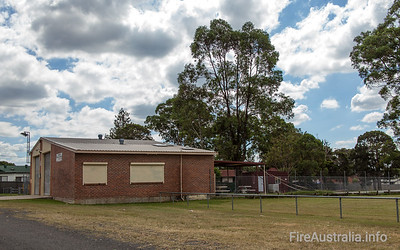 NSW RFS Shanes Park Fire Station