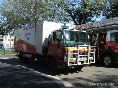 NSWFB Heavy Hazmat 13 Alexandria