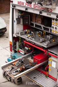 FRNSW Rescue 1 City of Sydney