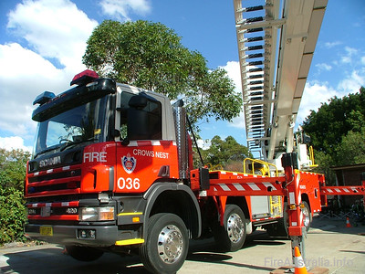 NSWFB LP36 Crows Nest