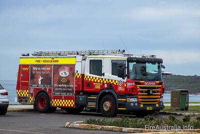 FRNSW CAFS Pump 56 Matraville