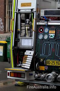 FRNSW Pump 18 Glebe - BA Control