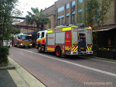 FRNSW Pumps 15 and 16