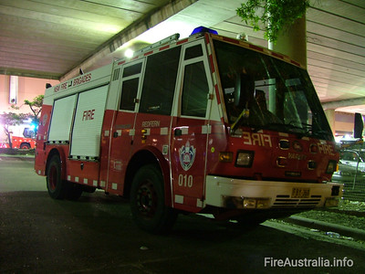 Bondi Junction Drill