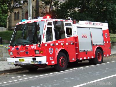 NSWFB P53 Neutral Bay Pumper