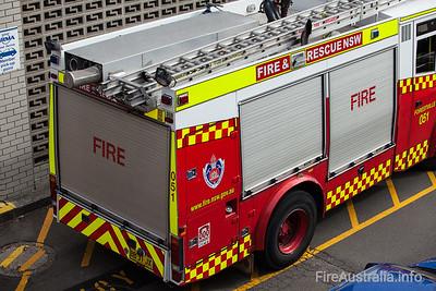 FRNSW Pumper 51 Forrestville