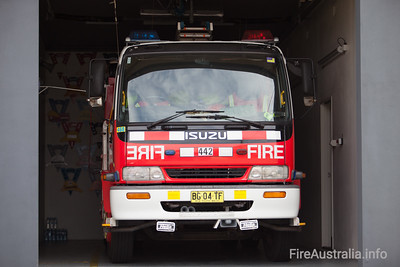 FRNSW Pump 442 Scarborough