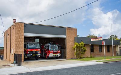 FRNSW 492 Wauchope Fire Station