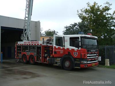 NSWFB AP97 Huntingwood