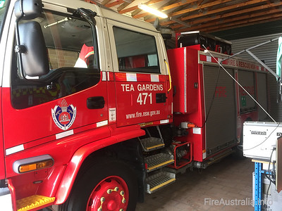 FRNSW Pump 471 Tea Gardens