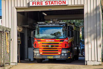 FRNSW 58 Beecroft Pumper