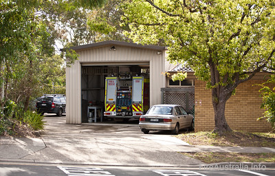 FRNSW 58 Beecroft Fire Station