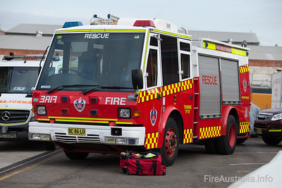 FRNSW Training Pump TP20
