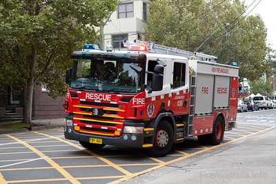 NSWFB RP36 Crows Nest