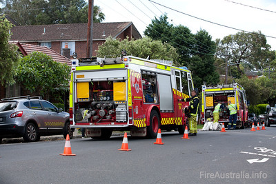 FRNSW Pump 14 Ashfield