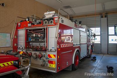 WA FRS Malaga Pump (MP50)