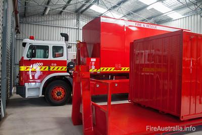 WA FRS POD Transporter at Malaga