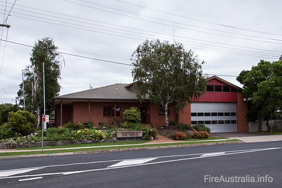 Fire Rescue NSW 428 Quenbeyan Fire Station