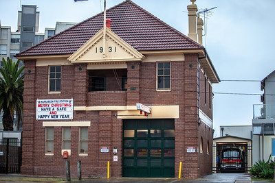 FRNSW 68 Narabeen Fire Station