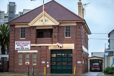 FRNSW 68 Narabeen Fire Station