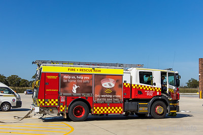 FRNSW - ME212 - Scania CAFS Pumper by Kuipers