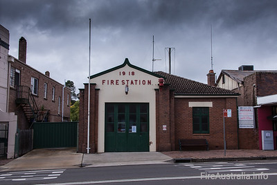 Fire Rescue NSW 378 Mittagong Fire Station