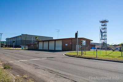 FRNSW 8 Liverpool Fire Station