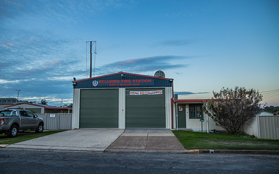 FRNSW 220 Bellbird Fire Station