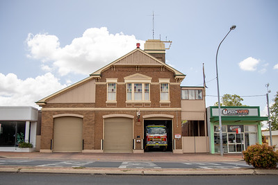 FRNSW 412 Orange Fire Station