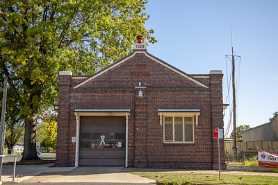 FRNSW 227 Blayney Fire Station