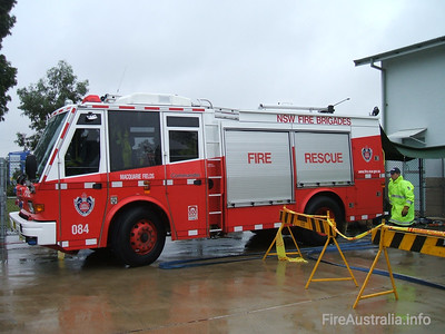 P84 Macquarie Fields Pumper