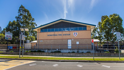 FRNSW 101 Bonnyrigg Heights Fire Station