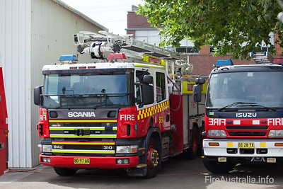 Mills Tui built Aerial Pumper on Scania Chassis