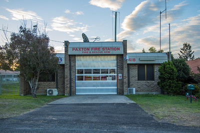 FRNSW 418 Paxton Fire Station