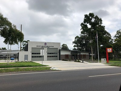 FRNSW 32 Mt Druitt New Fire Station