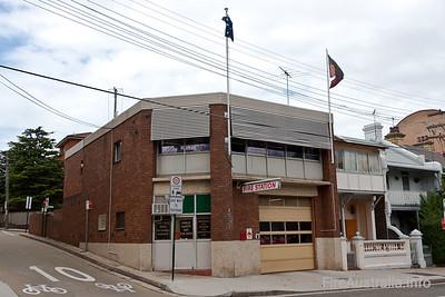 FRNSW Redfern 10 Station