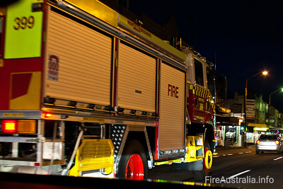FRNSW T399 Narrabri New Tanker for 399 spotted in Sydney, June 2010