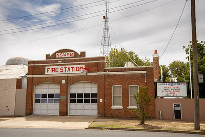 FRNSW 337 Junee Fire Station