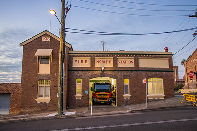 FRNSW 254 Cessnock Fire Station