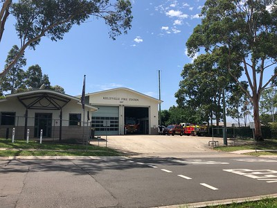 FRNSW 94 Kellyville Fire Station (1997)
