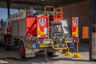 NSWFB Strike Team Tanker - ME873
